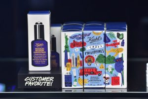 The limited edition packaging of Kiehl's cult classic Midnight Recovery Concentrate face serum draws out the sights that make the Philippines unique.