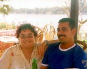 Jane and Mahmoud, providing independent holidays in Luxor
