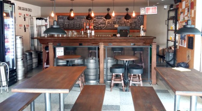 Bodega store from Bogota Beer Company