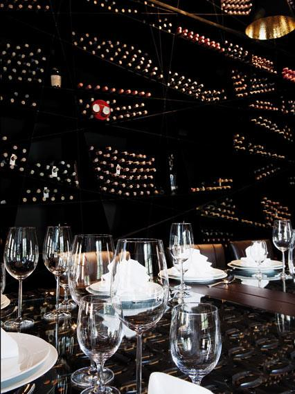 Restaurants in Colombia: Harry Sasson