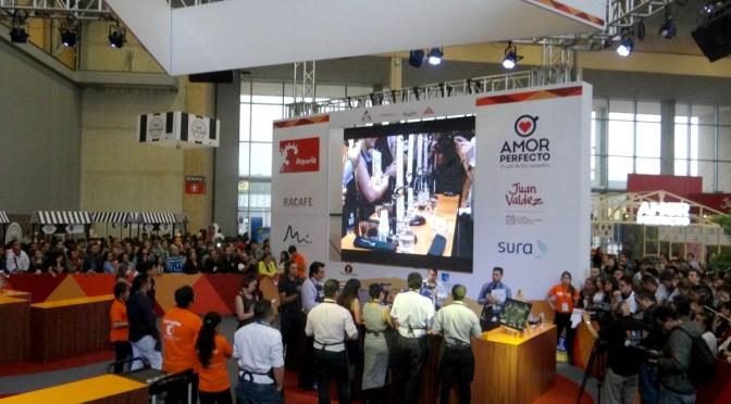 Coffee Fair in Bogota