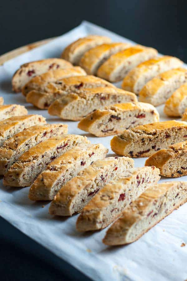 Never-Fail Cranberry Pecan Biscotti. This is a tested recipe that ...