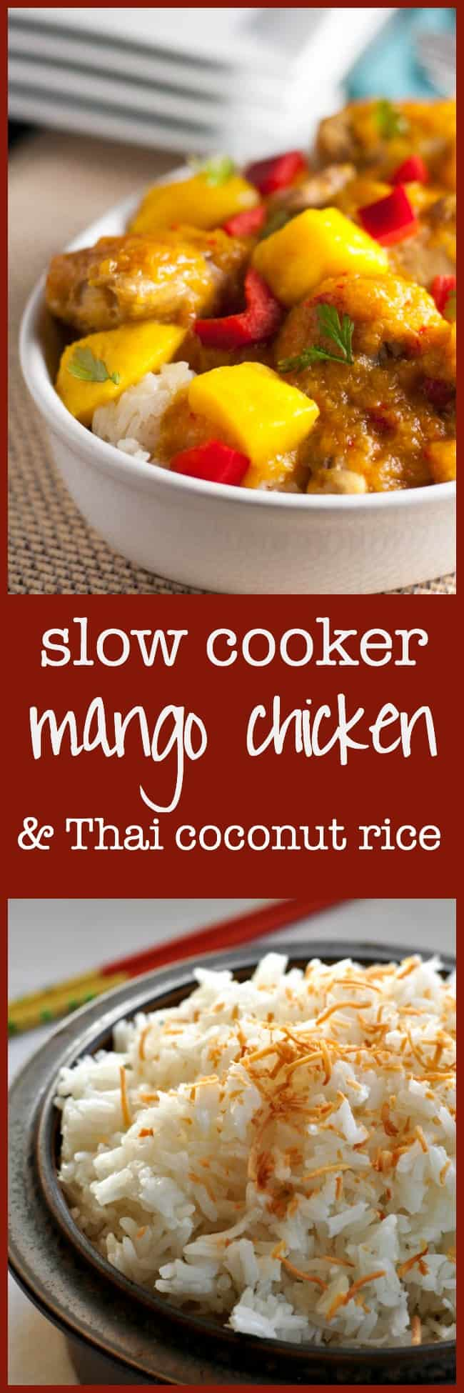 Easy Spicy Thai Slow Cooker Chicken Recipe — Dishmaps