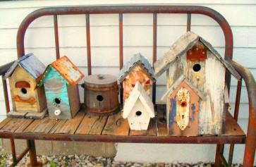 Bird House Party!