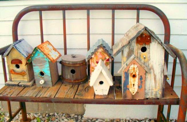 Bird House Party!