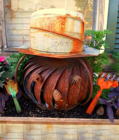 Ammie Peters ventilator pumpkin