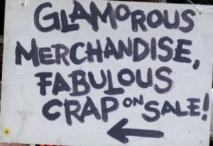 A descriptive and proud sale