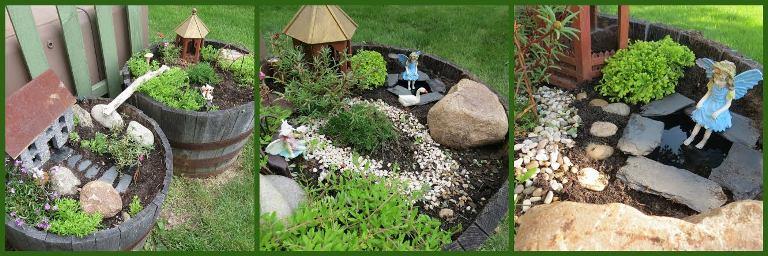 Jeanie's Fairy Gardens