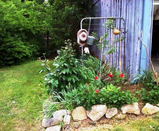 Kay Bassett 'Another little garden gate...'