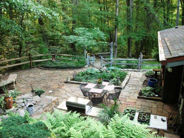 Cindy Trubisky's three season patio