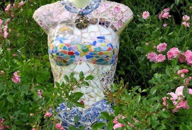 Teri's Cinderella mannequin