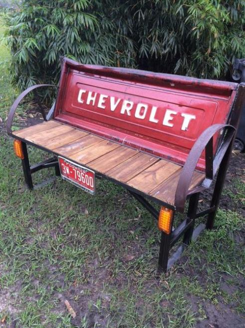 50 Flea Market Style Benches