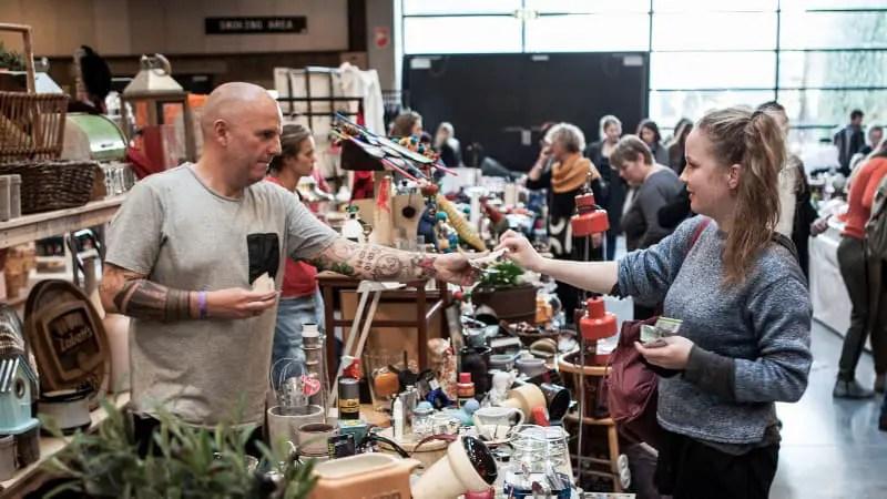 Loppemarkedet flea market Copenhagen-002