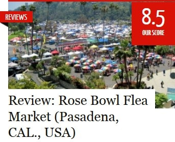 Rose Bowl Flea Market review
