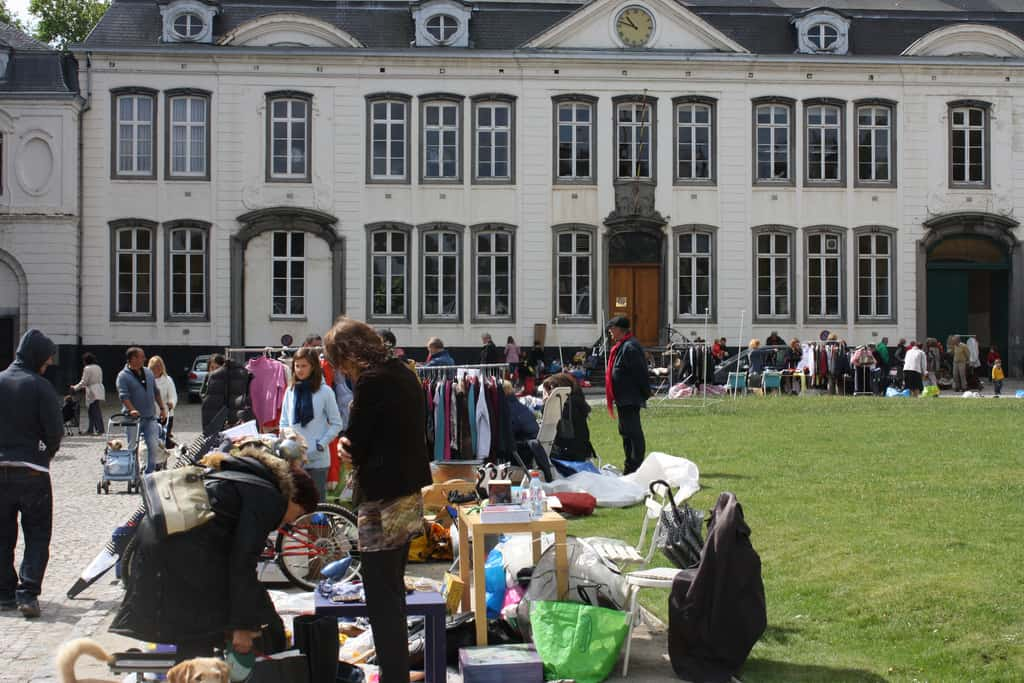 Brocante Namur - by magnusfranklin