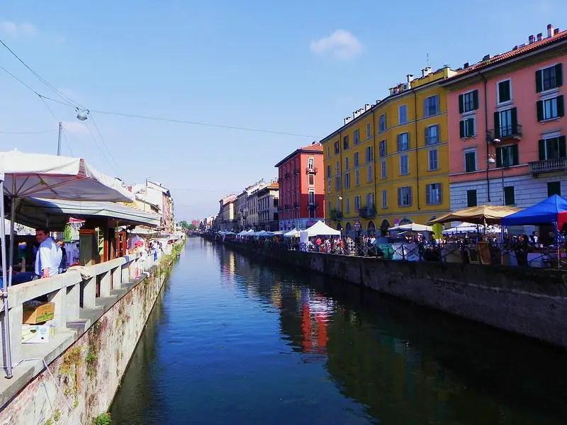 Flea Market Milan