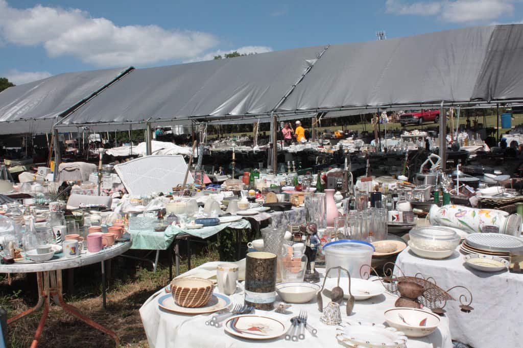 Renninger's Mount Dora Flea Market -  (c) by quite peculiar
