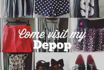 Flea Market In Your Pocket -Depop