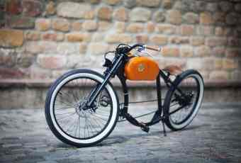 Otocycles Electro Bikes