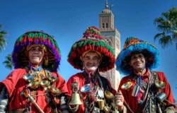colors of Marrakech