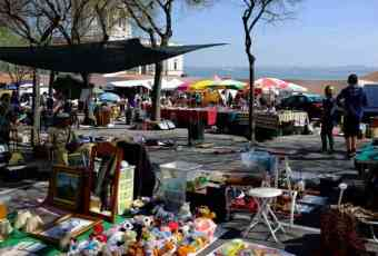 Feira da Ladra flea market, Lisboa-002