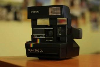 Alessandro De Toffol - Polaroid Spirit 600