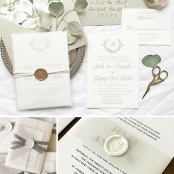 Small Of Pictured Wedding Invitations