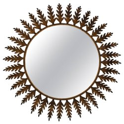 Small Crop Of Mirror In Spanish