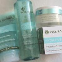 Review Yves Rocher gezichtsverzorging Hydra Végétal