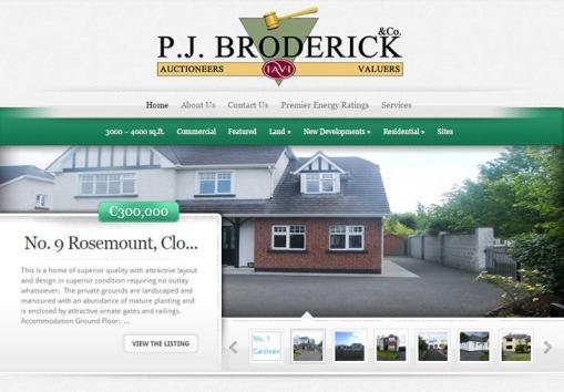 P.J. Broderick Auctioneers
