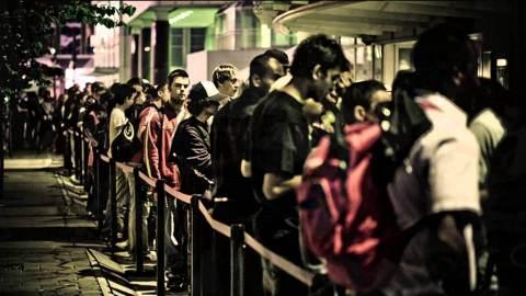 TRACK OF THE WEEK: OK Broken 'Waiting In Line'