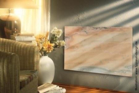 marmorheizungen und natursteinheizungen als elektroheizung
