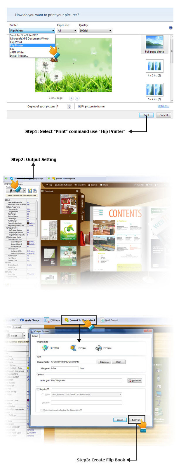 Astonishing Easy Steps Publisher How To Flip A Using Flip Pdf Ipad Flip Convert Any Printable File Into A Page How To Flip A photos How To Flip A Picture