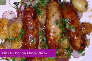 Easy Student Meals