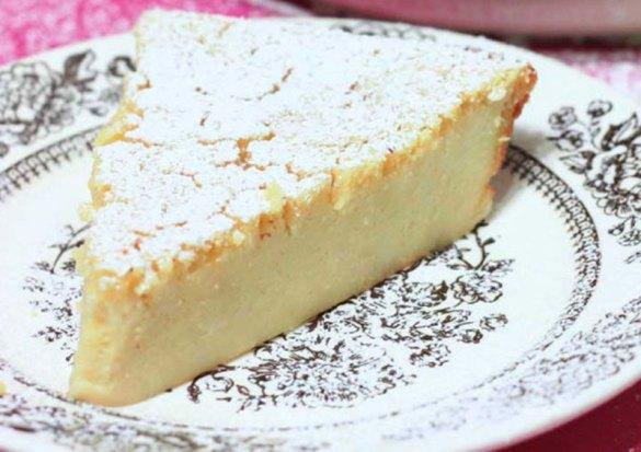 Lemon Blender Pie