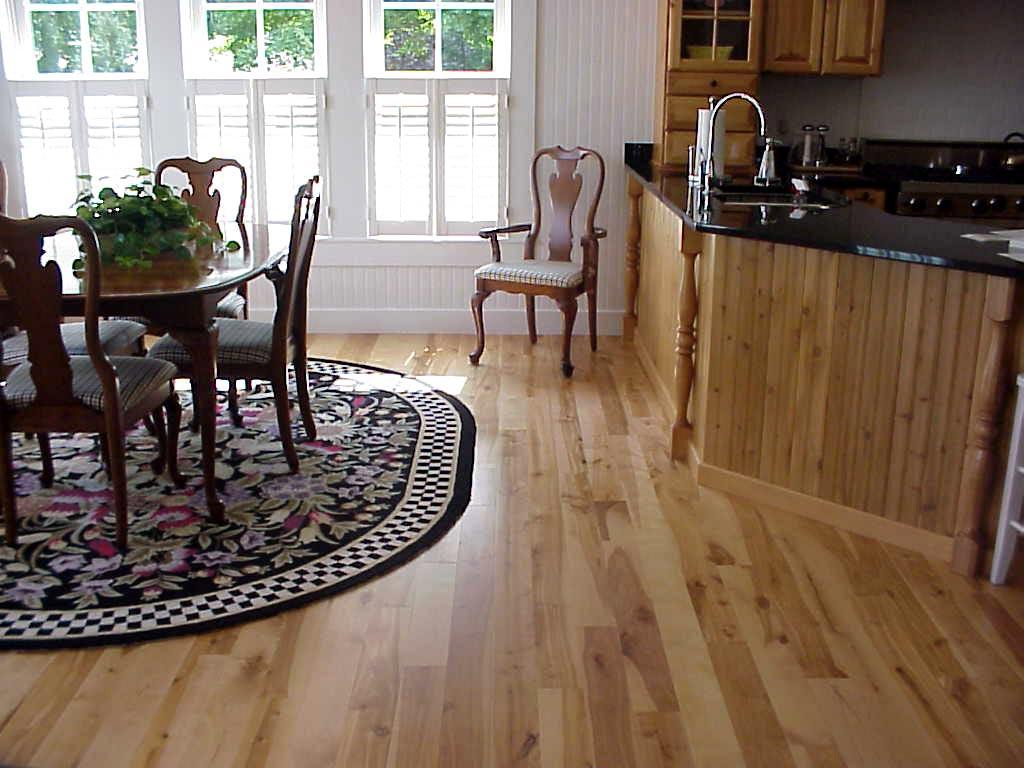 flooringmandm co wood floors in kitchen tile flooring ideas for family room 11 Linnett Close Solid Maple Hardwood Kitchen Flooring Design for Timeless
