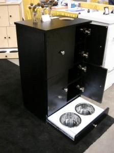 Pawcision's Mini-Mut Cabinet