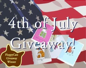 Special July Fourth Giveaway: 4 Simply Cute by Karin Cards