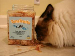 TunaTreats and Charlie