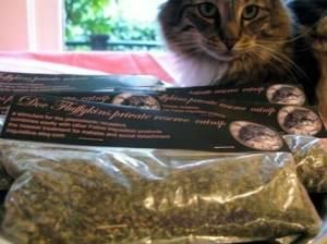 Doc Fluffykins Private Reserve Catnip