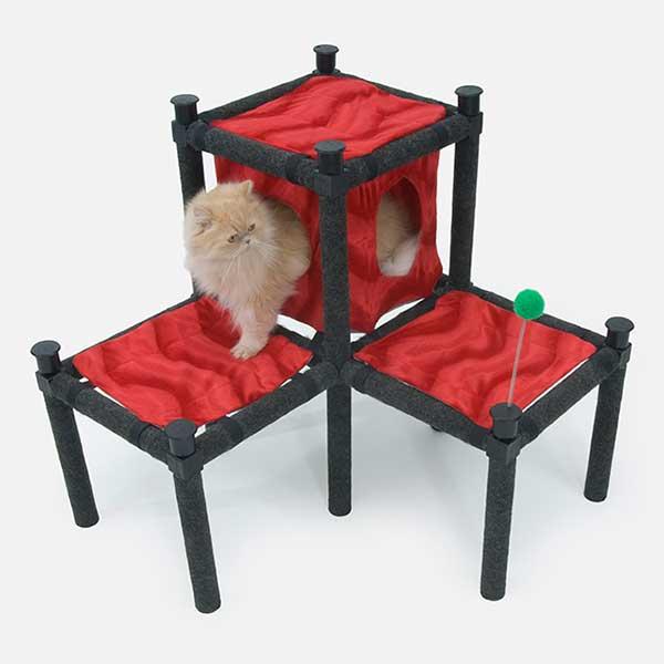 FelineFurniture.com's Kitty Corner Set