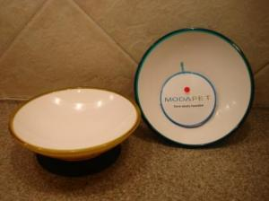 ModaPet Cat Food Bowls