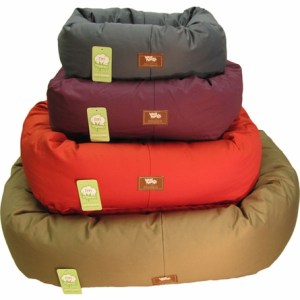 Organic Bumper Dog Bed by West Paw Design