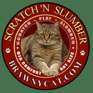 Brawny Cat Logo