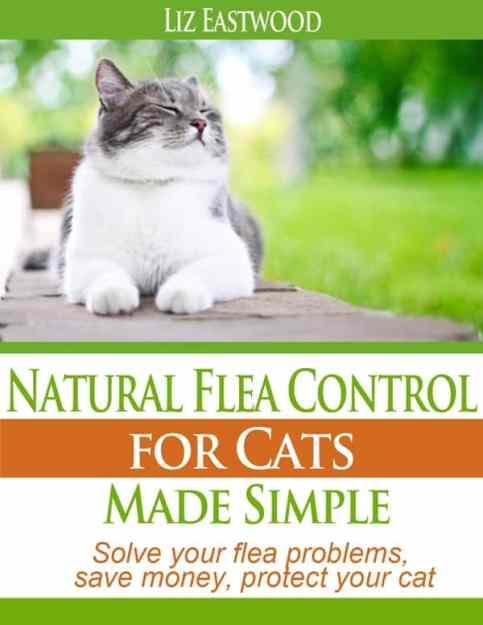 Natural Flea Control for Cats