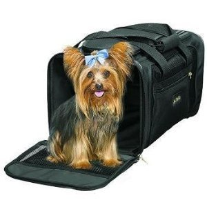Sherpa Pet Delta Air Lines Deluxe Pet Carrier