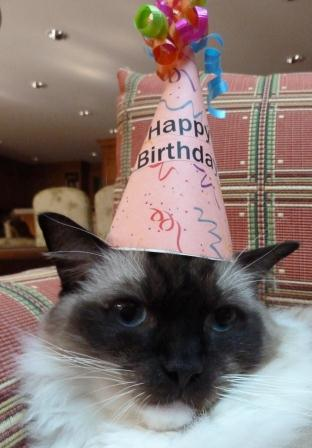 Caymus 8th Birthday August 2012