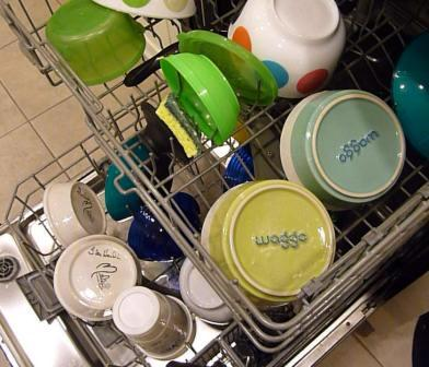 Waggo Bowls are Dishwasher Safe