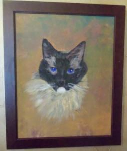 Merlin on Canvas