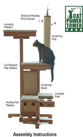 Cat Power Tower